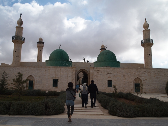 Ja'far ibn Abi Talib Shrine