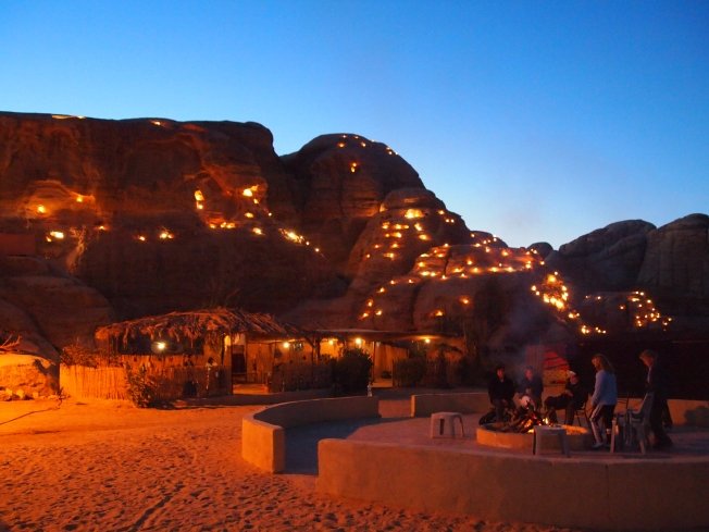 The Seven Wonders Bedouin Camp